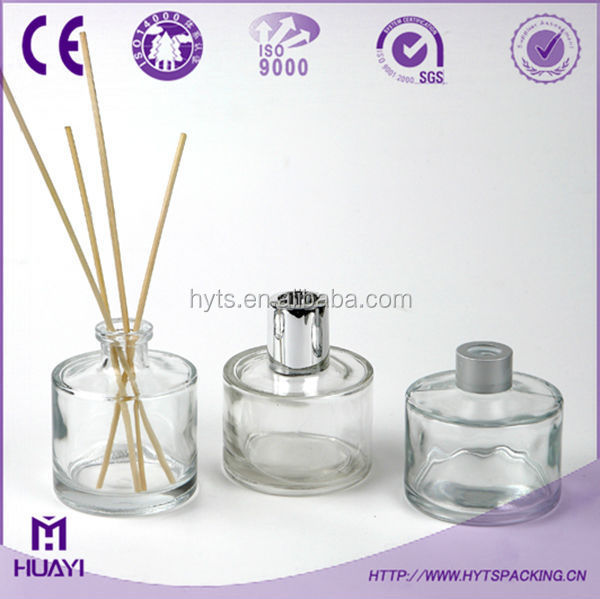 various kinds glass bottle reed diffuser with rattan sticks