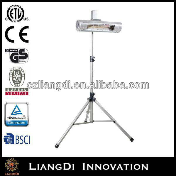 Hot Dog Heater Patio Heater Infrared Heater IP65