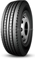 Stable handling T67 tubeless truck tyres 315/80r22.5 for high way well-paved road