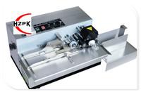Semi Automatic Solid-ink Date Coding Machine Number Printing Machine