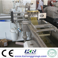 PP PE Film Pelletizer Plastic Pelletizing Recycling Line/Extrusion Line