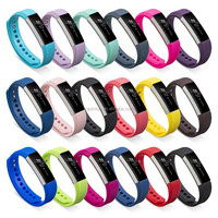 Factory Manufacturing Twill Textured Replacement Band for Fitbit Alta, For Fitbit Alta Band Wristband Watchband Replacement