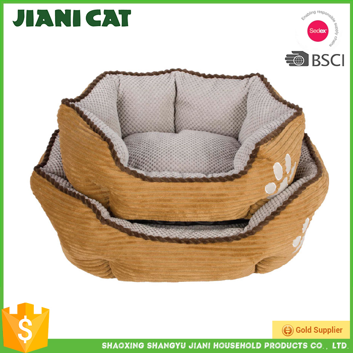 Pet Products Luxury Waterproof high end luxury dog bed