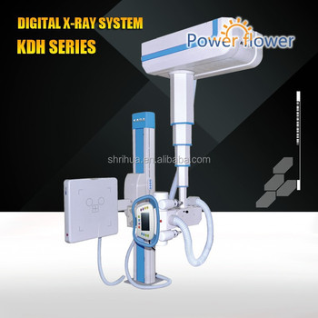 Factory direct with OEM hanging digital x ray machines for sale CE ISO chest x ray machine