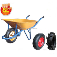 electric garden cart tsand buggy kids wagons with rubber wheels