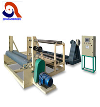 Automatic Hot Stamping Foil Film Roll Slitting And Rewinding Machine
