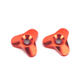 CNC Aluminum Motorcycle Knob Adjuster For KTM SXF 450 2017
