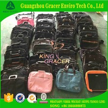 Factory Wholesale High End Classical Second Hand School Bag Brand Used School Bags In Bales