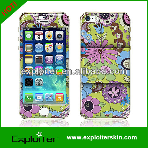 Colorful 3M gel skins for smart phone
