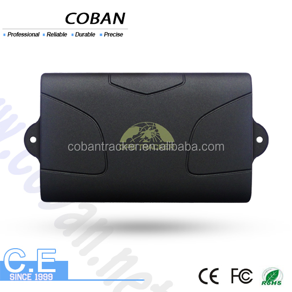 Economical vehicle GPS location tracker tk 104 GSM/GPRS/GPS tracker TK104 with Built-in Battery Alarm Anti-theft US Plug