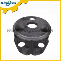 Excavator travel gearbox planet carrier DH330-5, speed reducer gear box parts