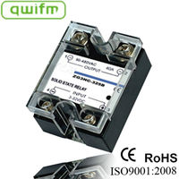 132g Output 5-60VDC Control 3-32VDC 40A Load Current Solid State Relay