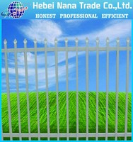 Alibaba best design strong quality fence / cheap aluminum fence