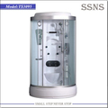 New design hot sale portable lowes freestanding shower enclosure