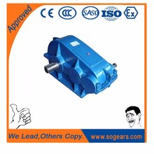 Gearbox for sand washing machine small worm gearbox