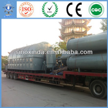 Advanced Generation used plastic oil recycle machine