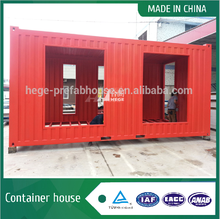 Modern prefab container houses