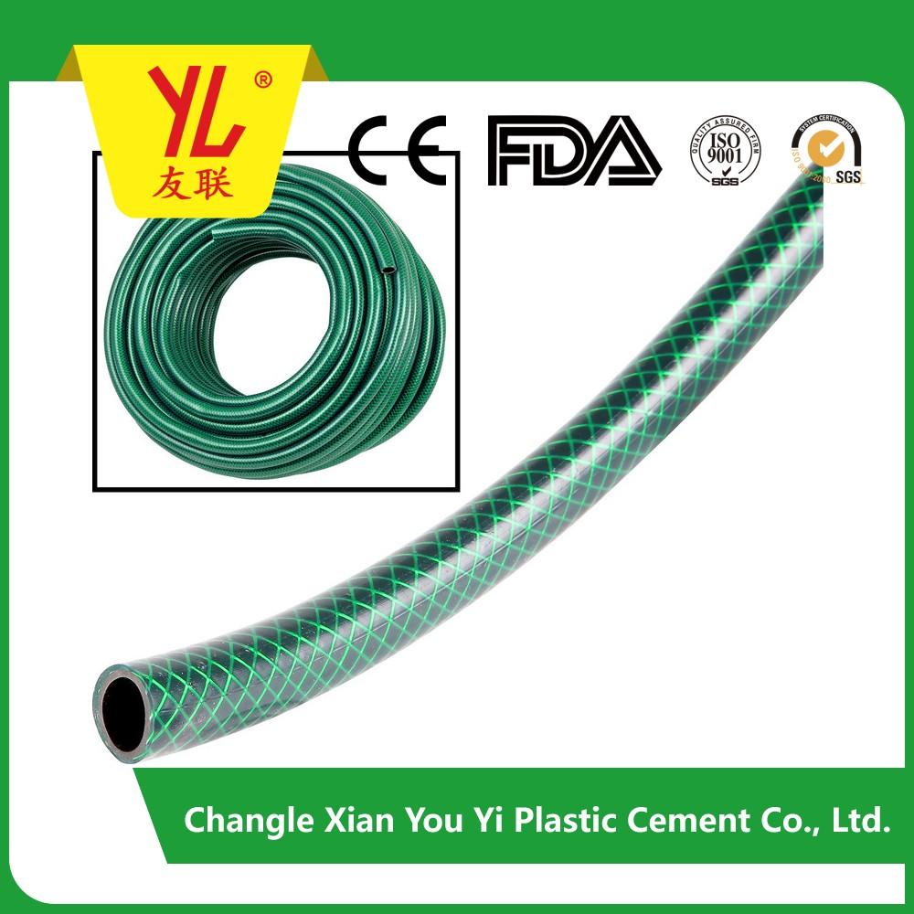 ISO9001 standard flexible fluid No CPW irrigation water hose