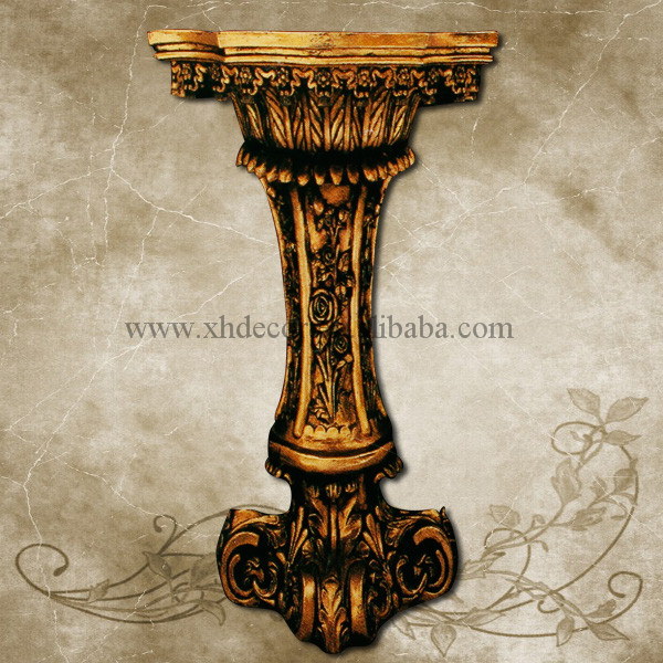 Frp Decoration Roman Column/pillar PU Roman Column /Home decor roman pillars for garden