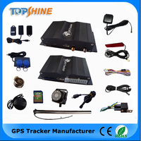 External Antenna GPS Tracker Device With The Dual Sim Card Support Fuel Sensor /OBD2 /RFID Fleet Management (vt1000)
