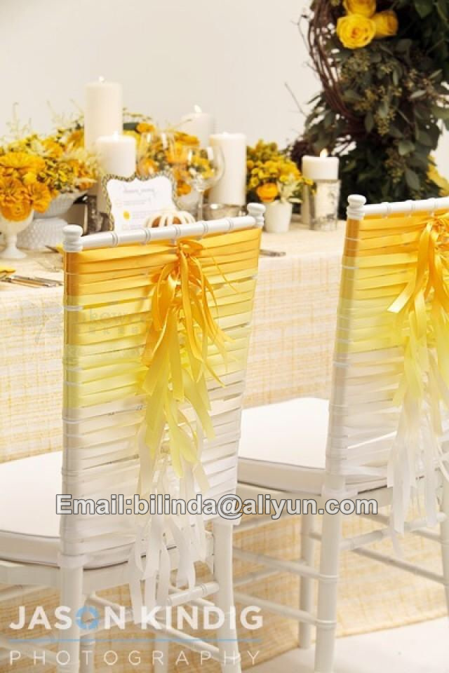 high quality chiavari chair covers manufactured in China
