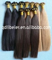 high quality human hair fashion popular hair buck with wholesale