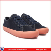 Men Suede sneaker,Men's suede canvas shoe,NAVY TWILL MN CLSC PASEOS,