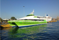 Good Quality Aluminum Passenger Used Boat for Sale Catamaran, passengers (SBS 0234)