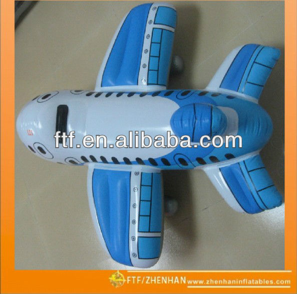 Popular inflatable pvc small aircraft model