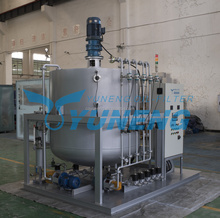 Full Oil Production Line Additives and Base Oil Blending Equipment