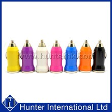 Mini Single USB Bullet Car Charger For Mobile Phone