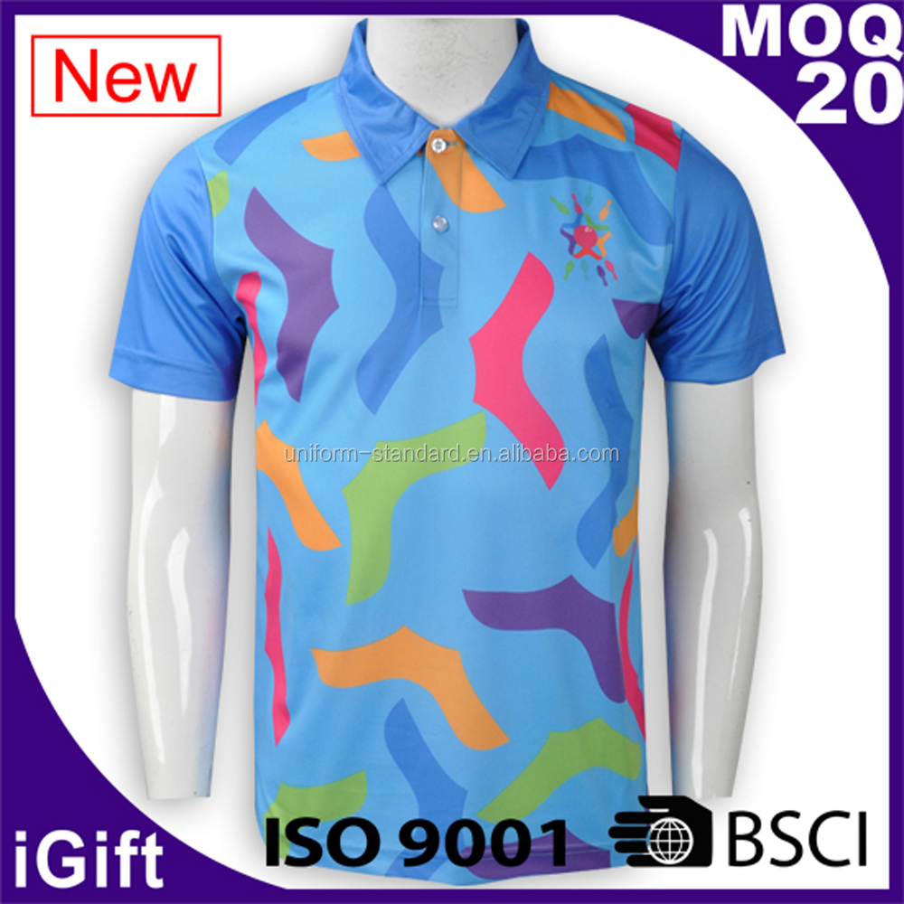 Blank High Quality Wholesale Dri Fit Summer Fabric For Polos