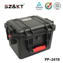 IP68 Rating plastic waterproof equipment cases