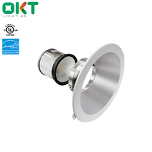 "UL CUL appraval 8"" 20w LED Recessed Downlight Fitting with 200mm Cut Out"