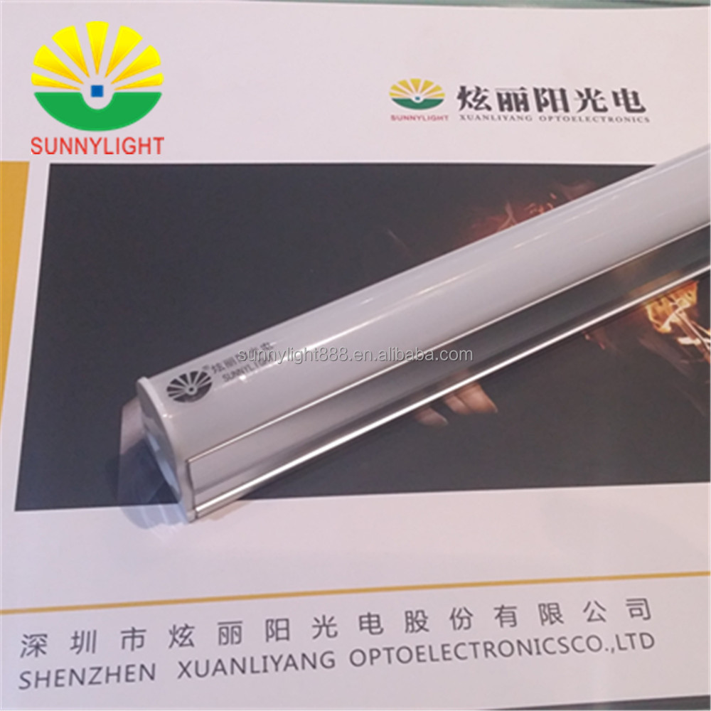 hot sale 3 years warranty 288mm t5 led tube integration high quality