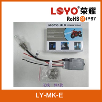 Top Quality best price Motorcycle accessories HID Xenon Light kit 12v 35w 55w Motorcycle HID H4 Bi-xenon KIT