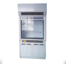 Manufacturing lab chemical fume hood chamber / lab fume hood /lab furniture
