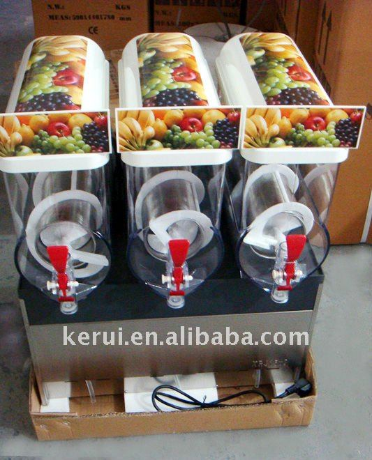 wholesale 15L 3tank yoghourt machine/ margarita machine/slush machine