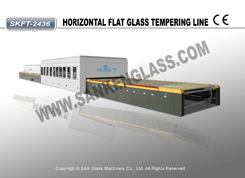 Glass Toughening Machine Tempering Machine with CE Quality