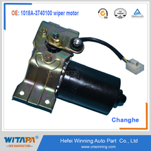 Original Quality By Manufacture Changhe Hafei car spare parts 1018A-3740100 wiper motor 12V DC