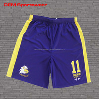 Wholesale running shorts custom men soccer short