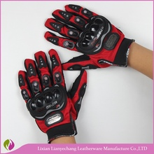 Alibaba Selling Mens Wear High Qualitysport gloves bike cycling gloves half finger with led indicator light