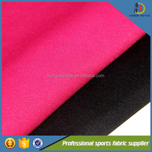 100% polyester pique fleece pk brushed fabric