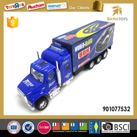 New model plsatic container toy moving truck