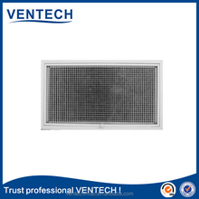 HVAC systems aluminum sheet egg crate grille diffuser for air conditioning