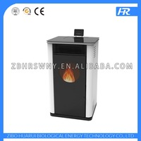 Cast Iron Electric Fireplace Pellet Burner