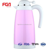 Electric Thermos Flask Travel Stainless Steel Electric Thermo Flask Kettle