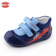 Guangzhou Factory hot sale baby Footwear Little boys Moccasin running Casual Shoes