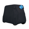Waterproof and practical non woven fabric 2 seat golf cart rain cover