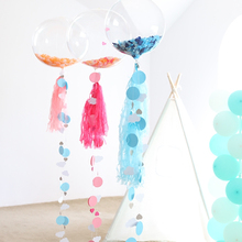 1pcs 24# No Wrinkle Bobo Transparent Clear Balloons Marriage Wedding Decro Helium Inflatable Balls Kids Lovers Gifts